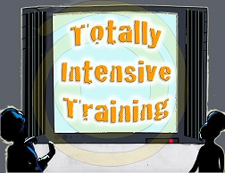 Totally Intensive Training Stars